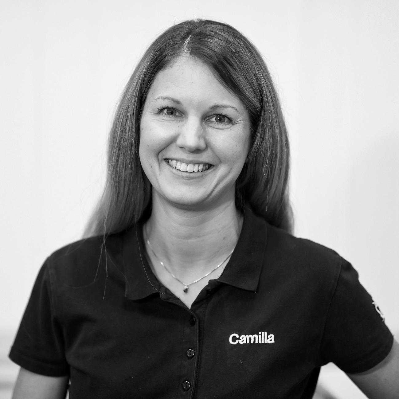Camilla Eklind