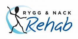 Rygg- & Nackrehab Logo